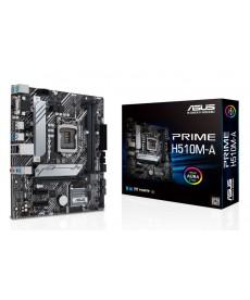 ASUS - H510M-A DDR4 M.2 mATX Socket 1200