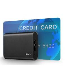 PNY - 480GB SSD Esterno USB 3.1