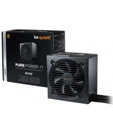 Be QUIET! - Pure Power 11 600W 80Plus Gold