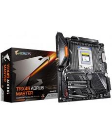 GIGABYTE - TRX40 Aorus Master WiFi DDR4 Triple M.2 ATX Socket TRX4