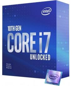 INTEL - CORE i7 10700KF 3.8Ghz 8 Core HT no graphics Socket 1200 no FAN