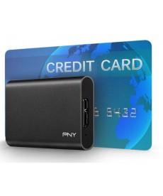 PNY - 240GB SSD Esterno USB 3.1