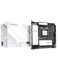 GIGABYTE - Z590I Vision D WiFi DDR4 Dual M.2 Thunderbolt 4 Mini-ITX Socket 1200