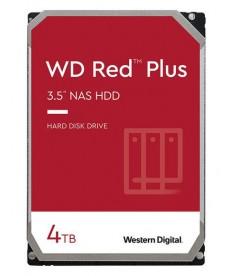 WESTERN DIGITAL - 4TB WD RED Plus - Sata 6Gb/s 128MB x NAS