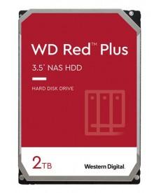WESTERN DIGITAL - 2TB WD RED Plus - Sata 6Gb/s 128MB x NAS