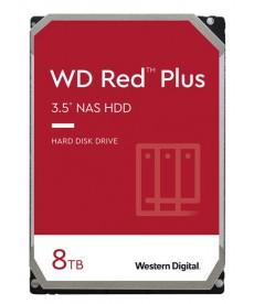 WESTERN DIGITAL - 8TB WD RED Plus - Sata 6Gb/s 256MB x NAS