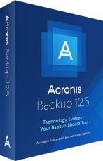ACRONIS CYBER BACKUP 15 STANDARD SERVER INCL. ACRONIS PREMIUM CUSTOMERSUPPORT BOX