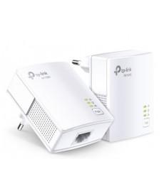 TP-LINK - KIT 2 Powerline AV1000 con porta Gigabit