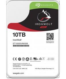SEAGATE - 10TB IronWolf HDD Sata 6Gb/s