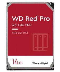 WESTERN DIGITAL - 14TB WD RED PRO - Sata 6Gb/s 256MB x NAS