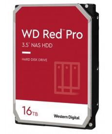 WESTERN DIGITAL - 16TB WD RED PRO - Sata 6Gb/s 256MB x NAS