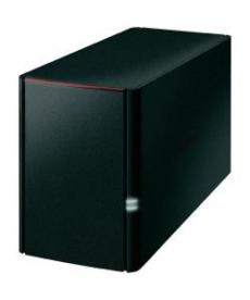 LINKSTATION 220 NAS 4TB 2X2TB R0/1