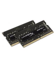 SODIMM 8GB Kit HyperX Impact DDR4-2400 CL14 (2x4GB)