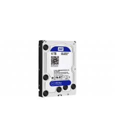 4TB WD BLUE 64MB SATA 6Gb/s