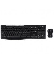 LOGITECH - MK270 Wireless Desktop