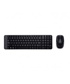 LOGITECH - WIRELESS DESKTOP MK220