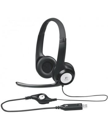 H390 Cuffie con microfono USB