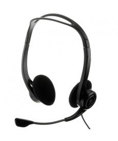 LOGITECH - H960 Cuffie con microfono USB