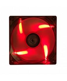 ITEK - Ventola 120x120 Xtreme Flow - Led Rosso