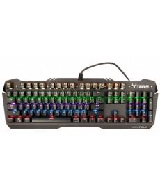 ITEK - Taurus X06 Tastiera Meccanica CIY Gaming switch Blu retroilluminazione multicolor + Macro