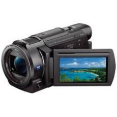 VIDEOCAMERA 4K STABILIZZATORE OTTICO BILANCIATO LENTI ZEISS VARIO SONNAR T WIFI NFC MEMORY STICK PRO DUO AND SD/SDHC/SDXC HD