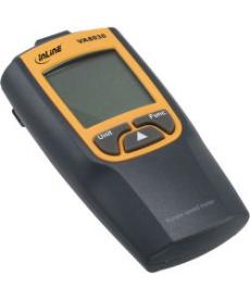 Tachimetro digitale laser per misurazione numero giri ventole pc-condizionatori-o assi rotanti