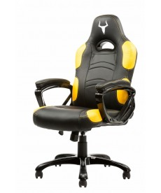 ITEK - Gaming Chair Taurus P1 Nero Giallo