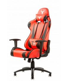 ITEK - Gaming Chair Taurus P2 Nero Rosso