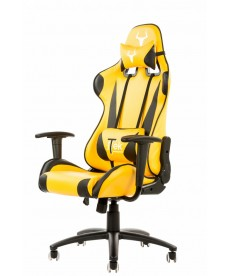 ITEK - Gaming Chair Taurus P2 Nero Giallo