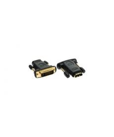 ADATTATORE DVI-D M Dual Link a HDMI F DORATO
