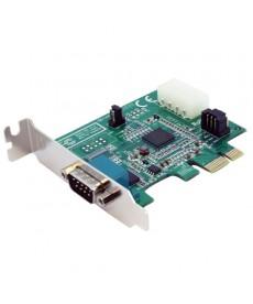 STARTECH - Scheda seriale PCI Express nativa basso profilo a 1 porta con 16950 - PCI Express