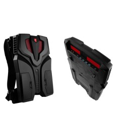 MSI - VRone BackPack 7RE i7-7820HK 16GB SSD 512GB GTX1070 8GB Windows 10