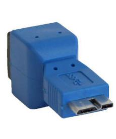 ADATTATORE USB 3.0 FEMMINA B A MASCHIO MICRO B