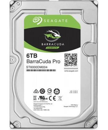 SEAGATE - 6TB BARRACUDA PRO - Sata 6GB/S