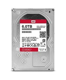 WESTERN DIGITAL - 6TB WD RED PRO - SATA 6Gb/s 128MB x NAS