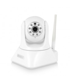 EMINENT - IP CAM PAN/TILT FULL HD CON APP IOS/ANDROID WIFI REGISTRAZIONE SD CARD