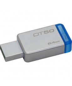 KINGSTON - PEN DRIVE 64GB DT50 USB3.0