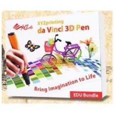 PENNA 3D 6 X 1M FILAMENTO PLA (COLORI A CASO) DISEGNO TUTORIAL FOGLIO DA DISEGNO CHIAVETTA USB (COMPRENDENTE TEMPLATE E VIDEO DI