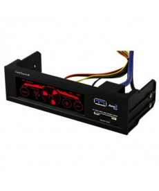 AEROCOOL - Cool Touch-R Fan Controller LCD Touch USB3.0