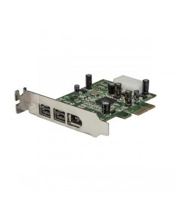 STARTECH - Controller Firewire 400-800 3 porte Low-Profile PCI-Express