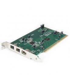 STARTECH - Controller Firewire 400-800 2 porte Chipset Texas 3AA651W PCI