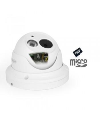 EMINENT - IP CAM PRO INT /EXT POE PAN/TILT HD CON APP WIFI E MICRO SD