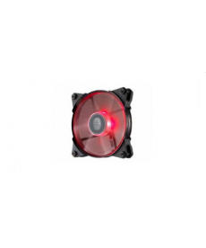 VENTOLA 120x120 Jet Flo Red Led 2000rpm