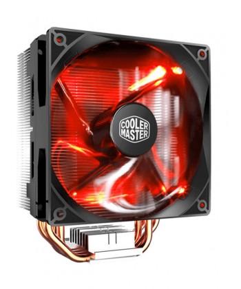 COOLER MASTER - HYPER 212 Led x Socket 2011 1151 AM3 AM4 FM2
