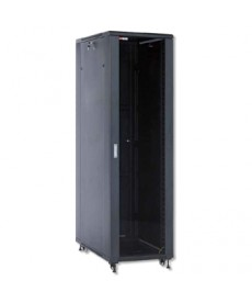"NO BRAND - ARMADIO RACK 19"" 27U SERIE RNA 600X800 MM NERO"