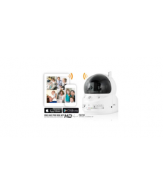 IP CAM PAN/TILT AUDIO HD CON APP IOS/ANDROID WIFI