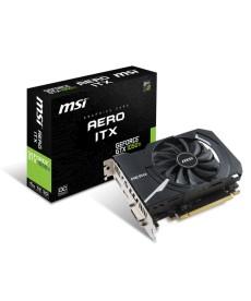 MSI - GTX 1050 Ti 4GB Aero ITX