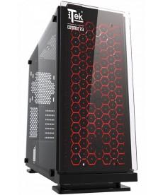 ITEK - Cosmic 23 Tempered Glass RGB Fan USB3.0 T(no ali)