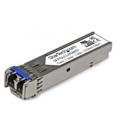 STARTECH - Modulo SFP in fibra gigabit compatibile con Cisco GLC-LH-SM 10km