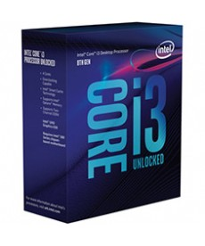 INTEL - CORE i3 8350K 4Ghz 4 Core Coffee Lake Socket 1151v2 no FAN